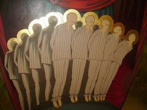 Un nou acatist al Sfintilor Inchisorilor