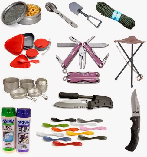 Camping Gear on Your Next Camping Adventure