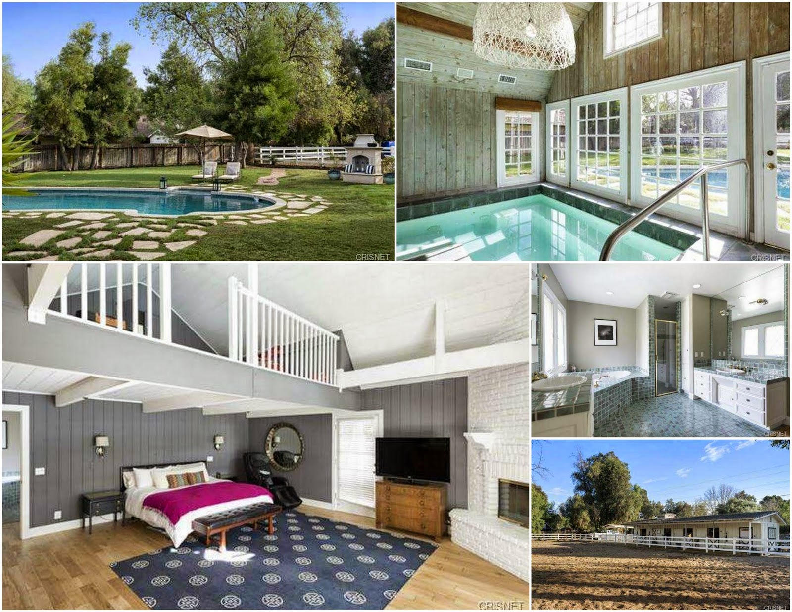 Celeb r e catherine bell of jag and army wives lists for Catherines house