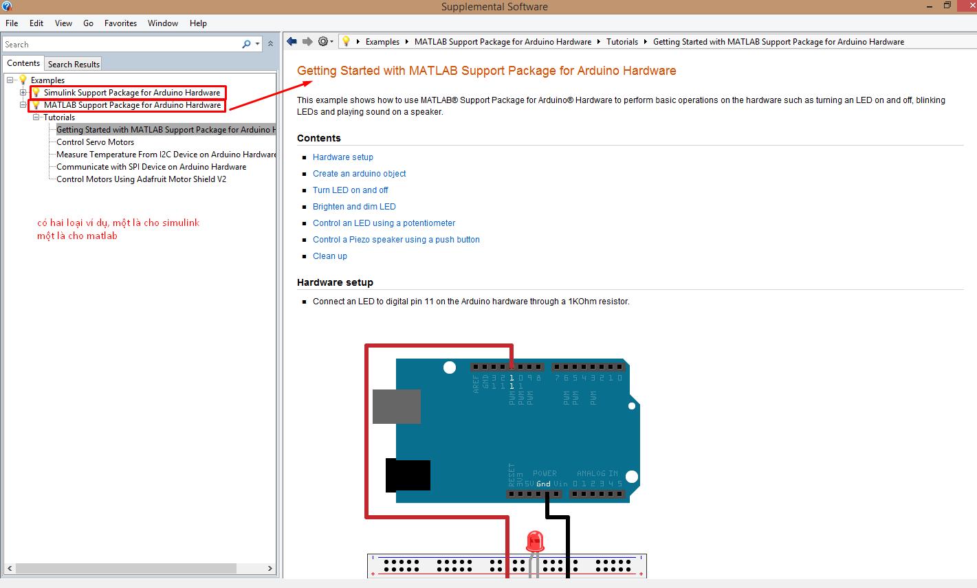 Bài arduino với matlab and application