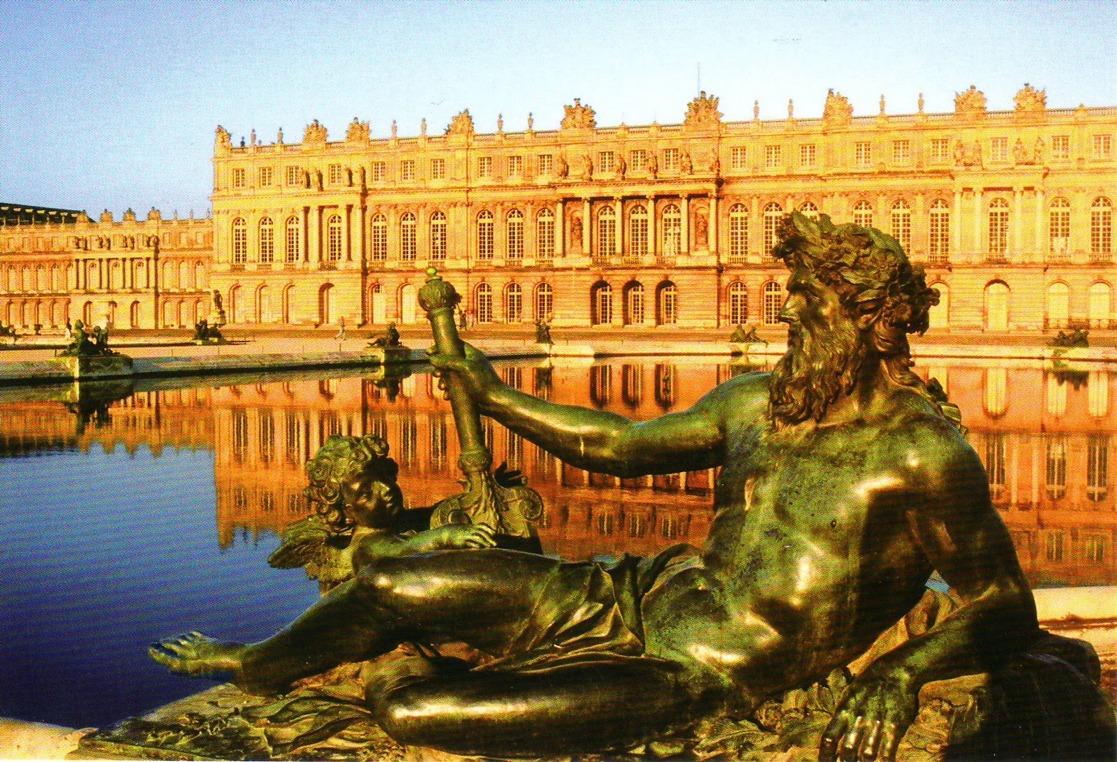 Moonlights Unesco Whs Blog France Palace And Park Of