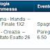 Italia - Croazia 1!