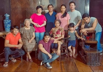 Padre de Familia powerhouse cast
