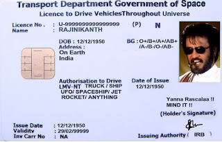 Information About Driving License