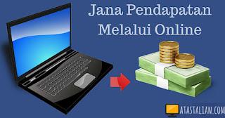 Cara buat duit online.