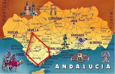 Sitios para visitar en Cádiz: Turismo Aventura