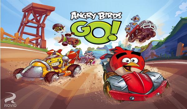 Angry Birds Go Elmas Hilesi