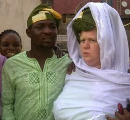 nigerian guy marries white grandma