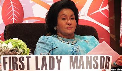 Gambar Rosmah Mansor Yang Cun