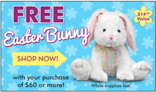 Free Easter Bunny