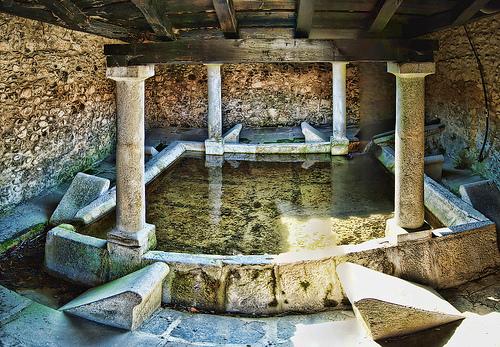 Baños Romanos De La Luisiana:HISTORIA DEL ARTE: Arte Antiguo – Roma -