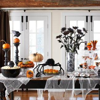 Centros de mesa para halloween solo halloween for Centros de mesa para halloween