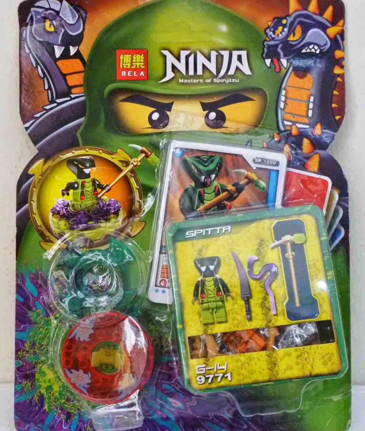 Toko Mainan Online Jual Anak Grosir Murah Ninjago Spitta 9771