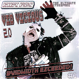 Dedderz Originz: Vid Vicious 2.0 - 'BANDWIDTH EXCEEDED!'