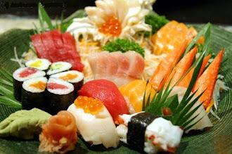 Culinária japonesa... mais outra paixão!