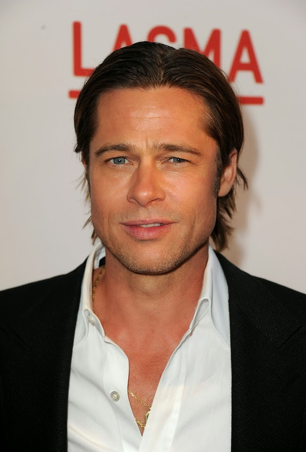 Brad Pitt Periodismo