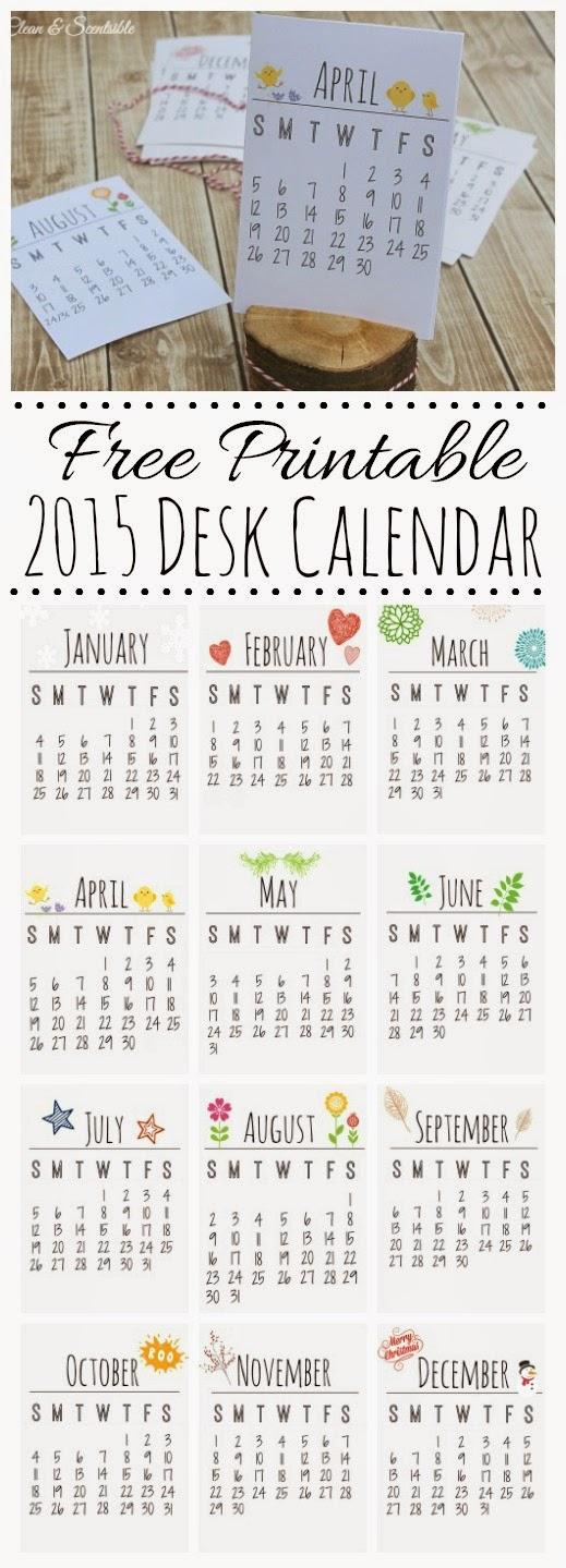 calendario gratuito 2015