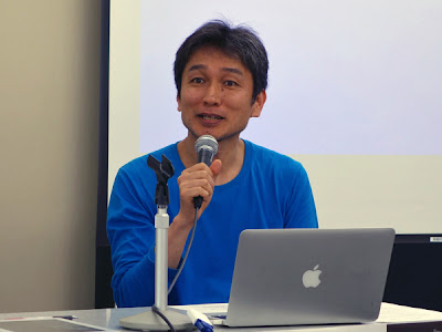 東京大学教授 影浦峡氏