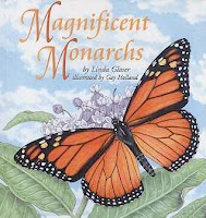 bookcover of MAGNIFICENT MONARCHS  by Linda Glaser