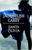Cover of Santa Olivia by Jacqueline Carey
