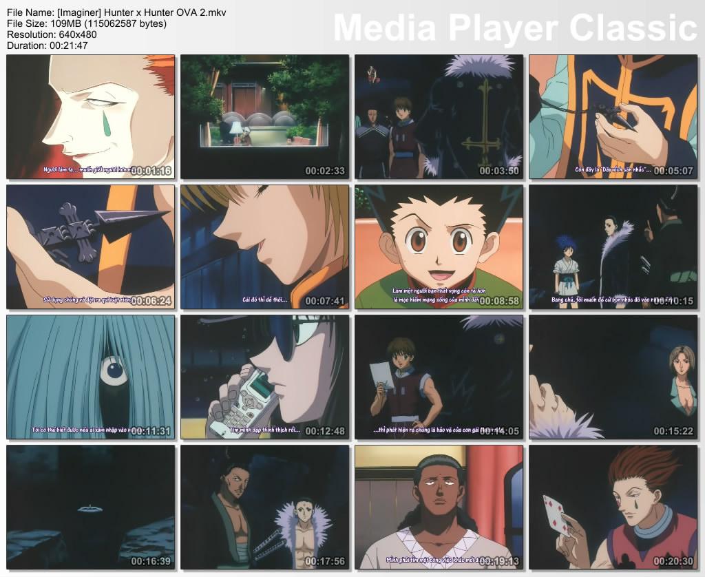 Hunter X Hunter مترجم عربى Hunter x Hunter OVA 2.jpg