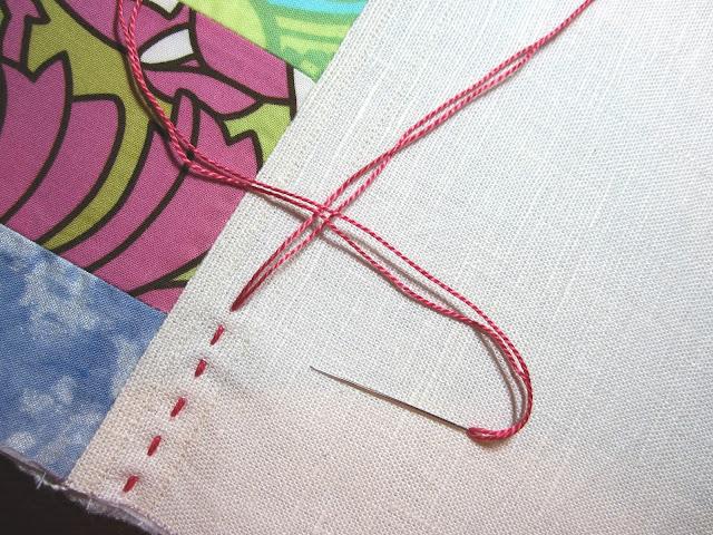 Fabric Basket Swap Sneak Peak