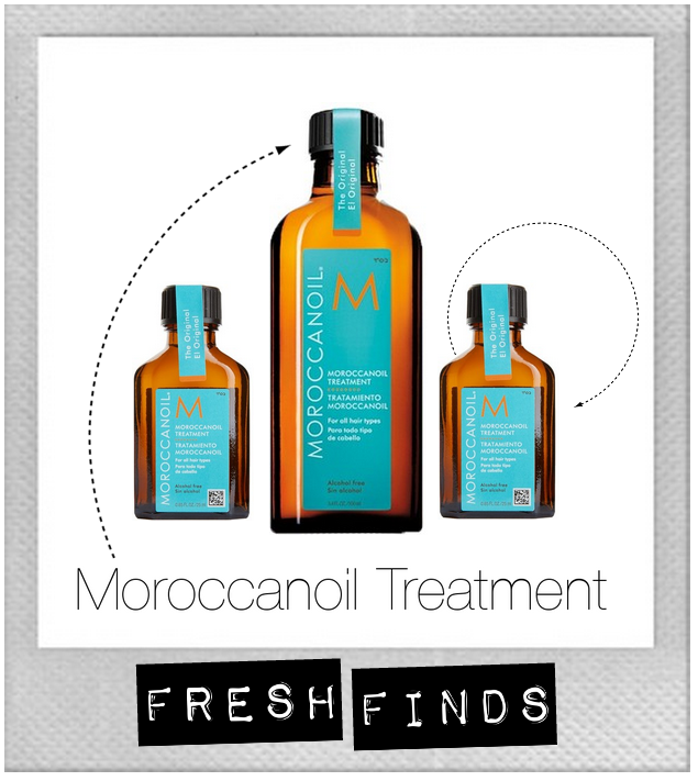 moroccanoil treatment hair oil argan