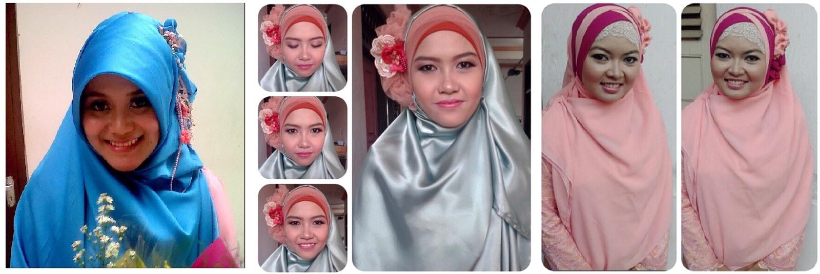 Hijab Syari Buat Wisuda 2016 Tutorial Hijab Dan Cara Berhijab