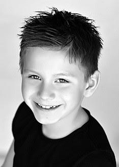 Grandson Brayden