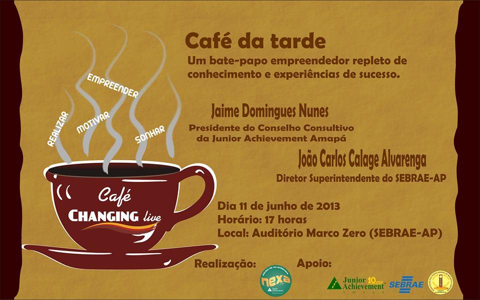 Well-known Ideias de Jiló: Tem Café da Tarde empresarial hoje FU15