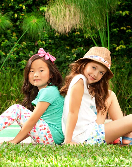 moda infantil nucleo nenas 2014