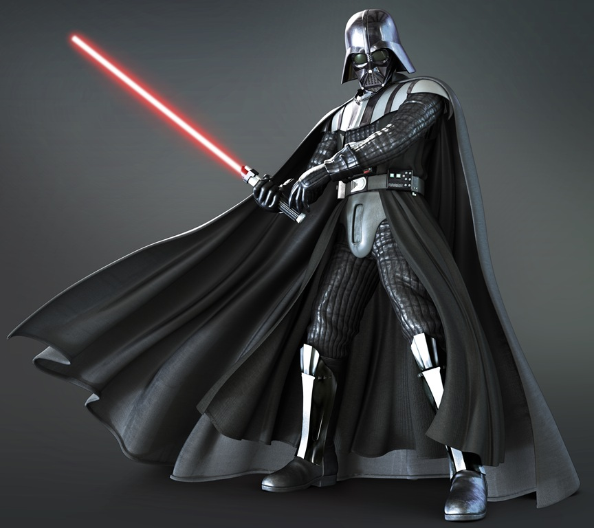 Image of Darth Vader s