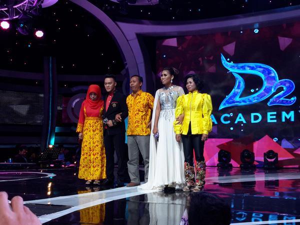 Pemenang / Juara Dangdut Academy 2 Indosiar Tadi Malam 12 - 13 Juni 2015