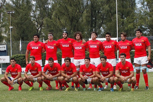 URU Cup: Planteles de Argentina XV y Los Pumitas