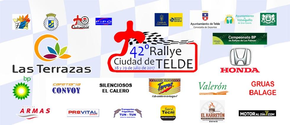 RALLYE CIUDAD DE TELDE
