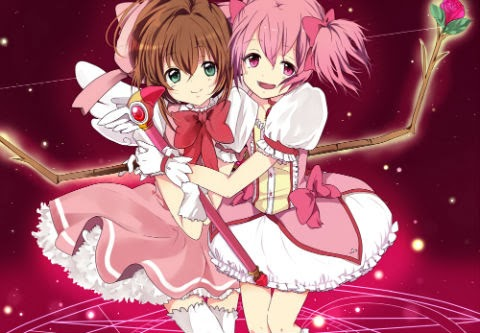 Magical girls need to stick together