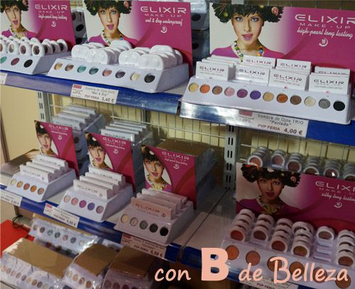 Elixir make up