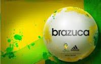 """""""Brazuca"""" será la pelota del próximo Mundial de Brasil 2014"""