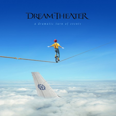 """DREAM THEATER """"A Dramatic Turn Of Events"""" NUEVO ÁLBUM (Cover ..."""