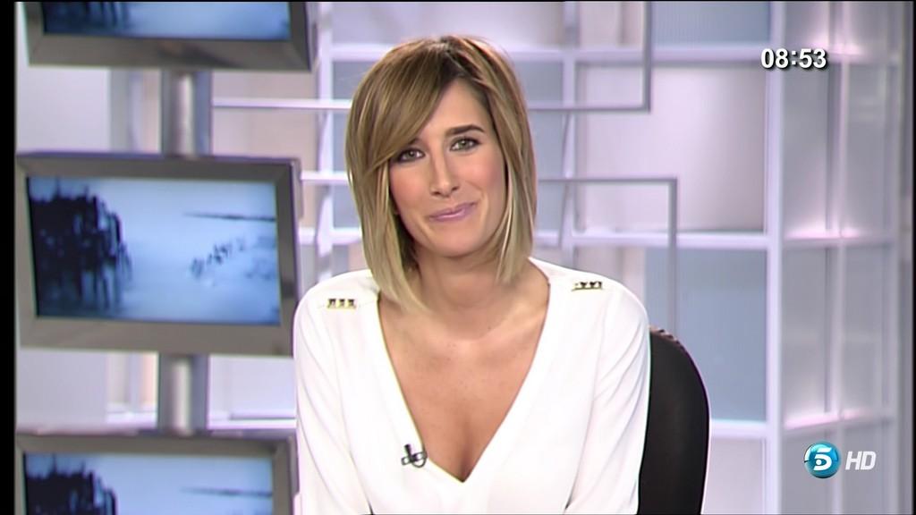 ANE IBARZABAL, INFORMATIVOS TELECINCO (14.06.13)
