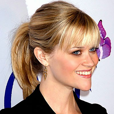 Ponytail hairstyles 2014