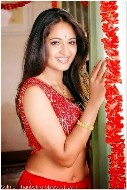 Anushka shetty hot hd navel picture