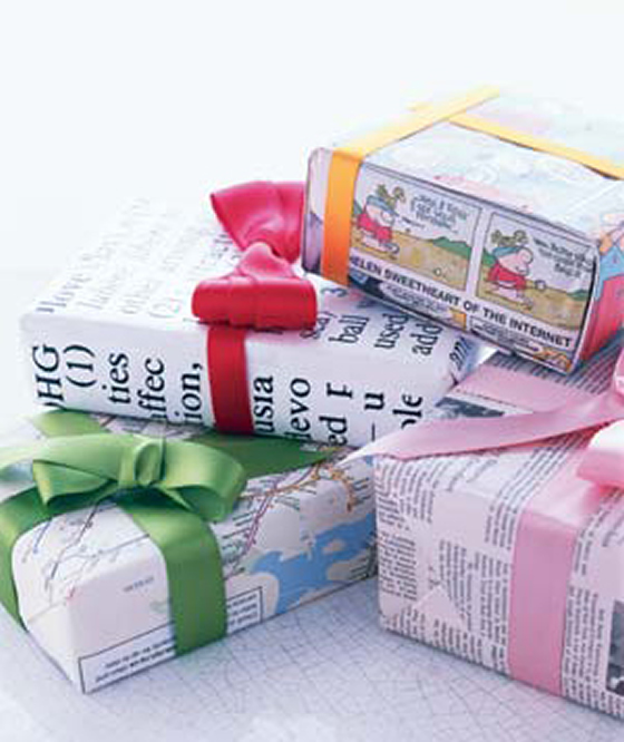 Gift packages 300
