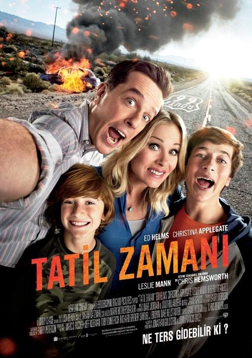 Tatil Zamanı (2015) 1080p Film indir