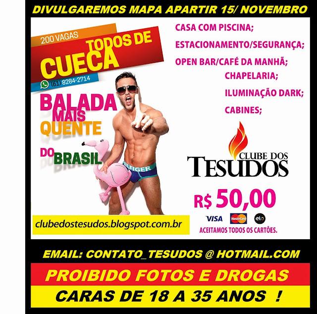 !SURUBA GAY - TESUDOS SÓ DE CUECA !