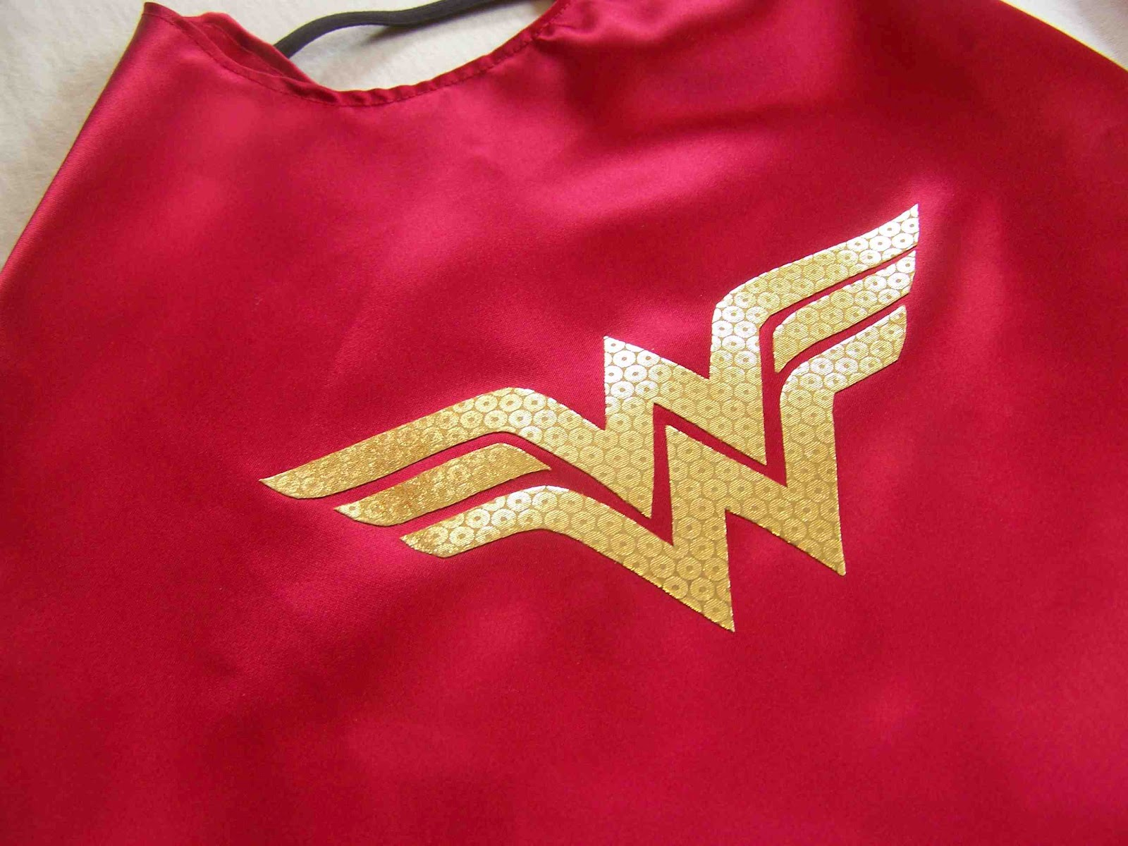 Made by me shared with you wonder woman halloween costume for Design a cape