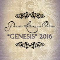 "PREMIO LETTERARIO ONLINE ""GENESIS"" 2016"