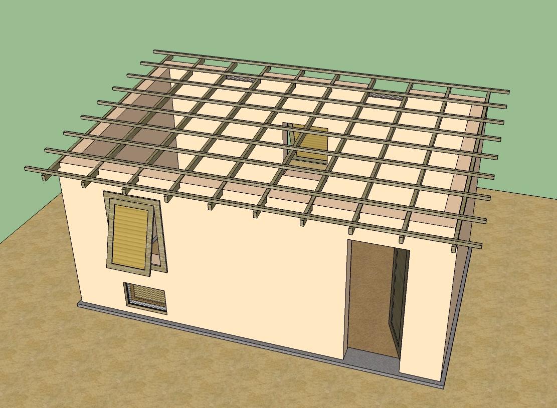 Grassroots communities espa ol 04a una habitaci n ventilada - Como construir un tejado ...