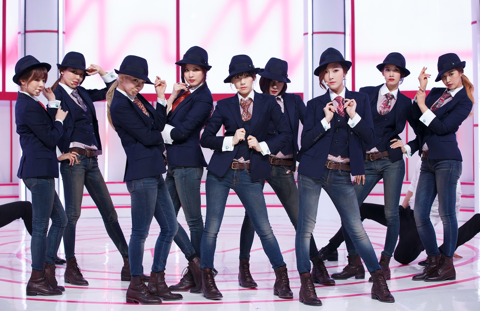 snsd mr mr M! Countdown