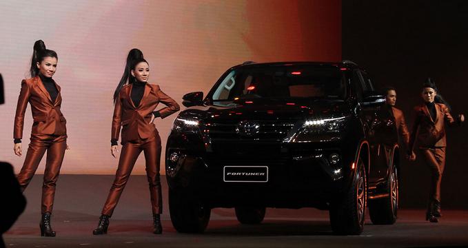 Peluncuran Toyota Fortuner Terbaru 2015 - 007